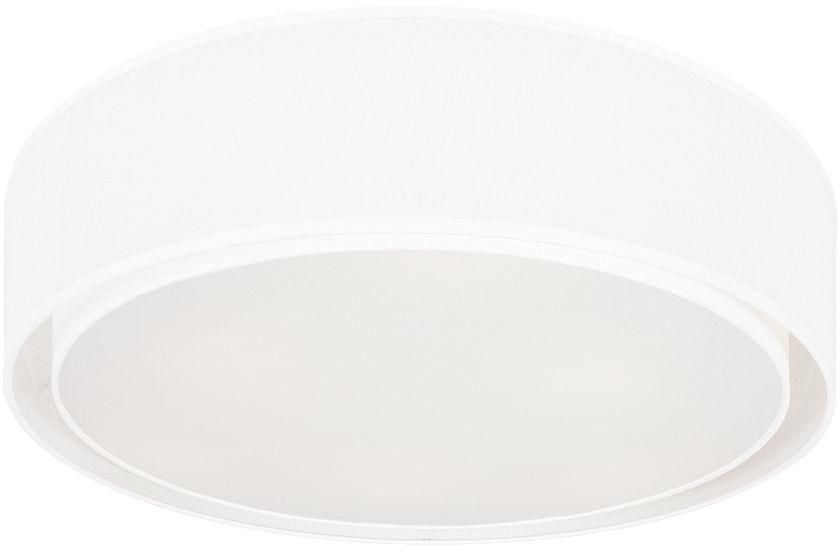 Plafon Mist 8943 Nowodvorski Lighting okrągła biała oprawa w nowoczesnym stylu
