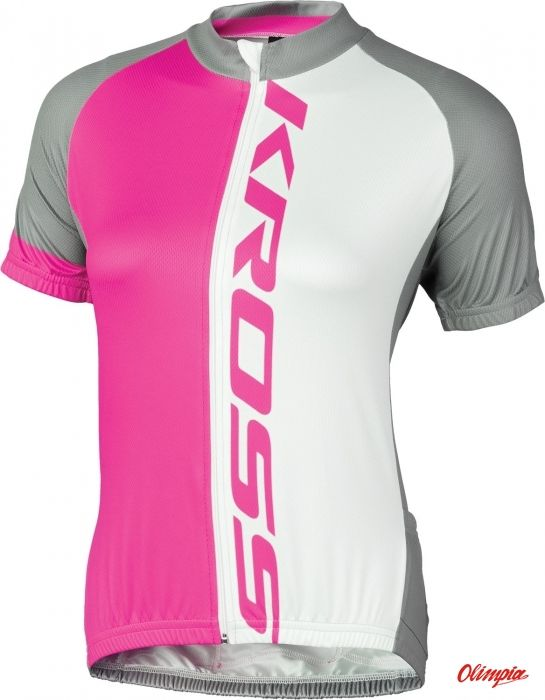 Koszulka Kross Flow Lady Light Pink