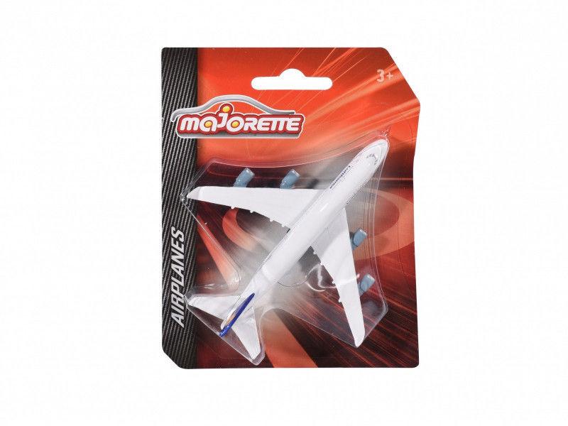 Samoloty pasażerskie, Majorette 5 rodzajów