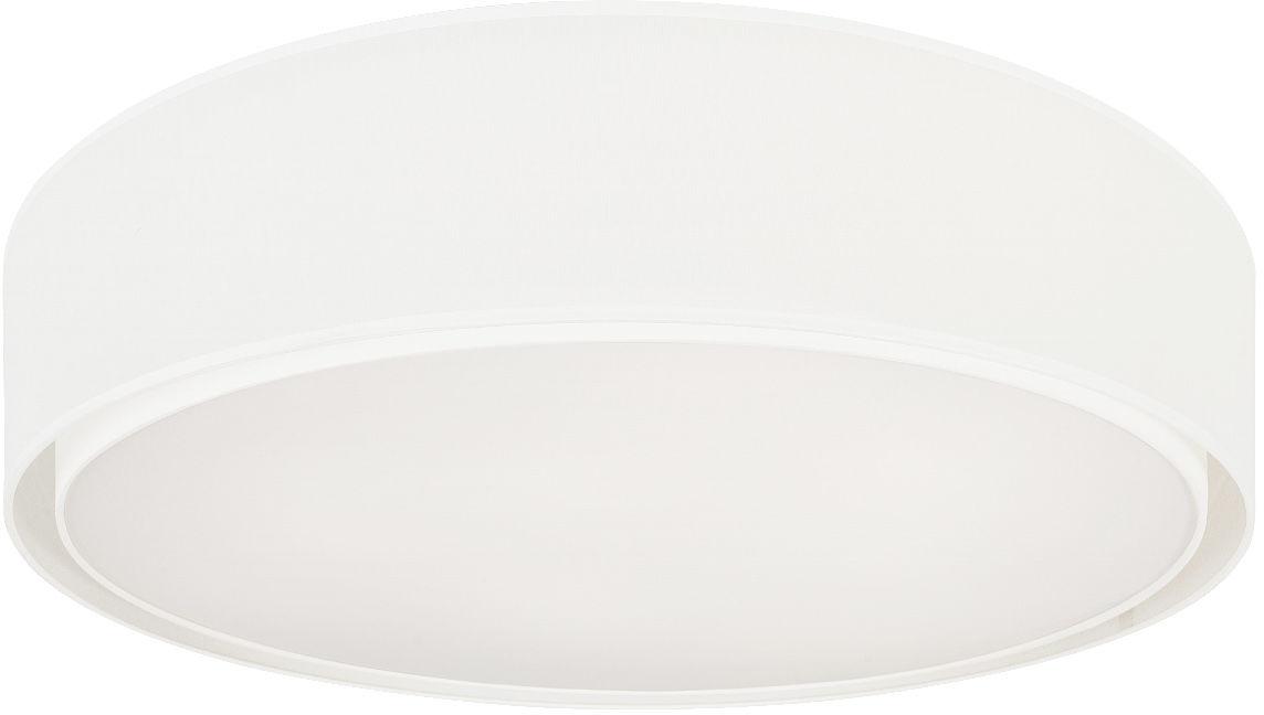 Plafon Mist 8944 Nowodvorski Lighting okrągła biała oprawa w nowoczesnym stylu
