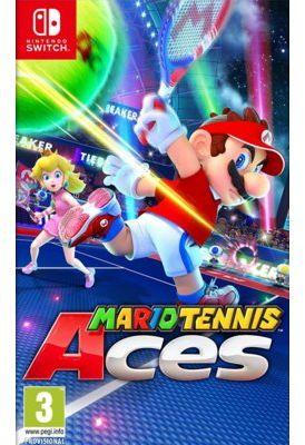 Gra Nintendo Switch Mario Tennis Aces.Kup taniej o 50 zł dołączając do Klubu.