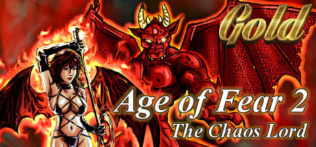 Age of Fear 2: The Chaos Lord GOLD (PC) Klucz Steam