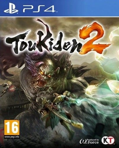Toukiden 2 PS 4