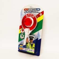 Lizak policyjny świecący STOP-GO na blistrze