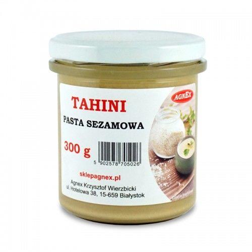 Tahini pasta sezamowa 300g