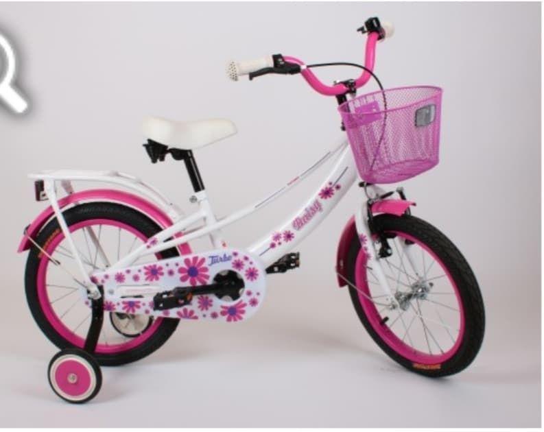 Rower dziecięcy DAISY 16 cali 4-5lat