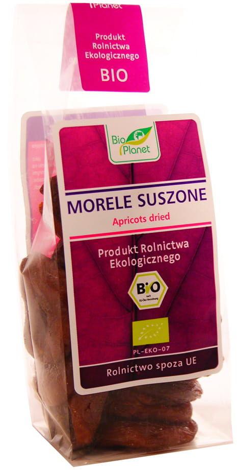 Morele suszone BIO - Bio Planet - 150g