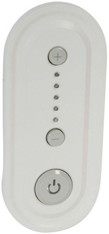 CELIANE Plakietka ściemniacza przyciskowego biała 068033