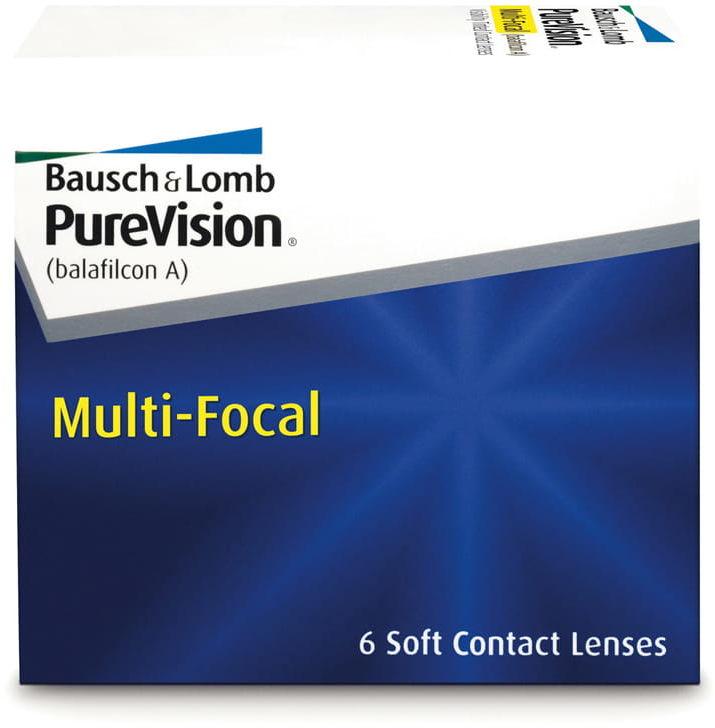 PureVision Multi-Focal, 6 szt.