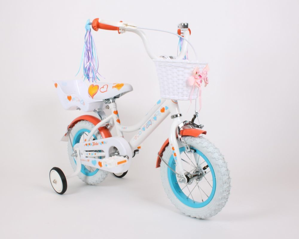 Rower dziecięcy LILY 16 cali 4-5lat
