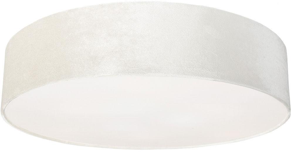 Plafon Laguna 8954 Nowodvorski Lighting okrągła nowoczesna oprawa w kolorze ecru