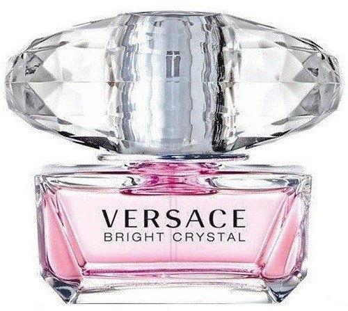 Versace Bright Crystal Bright Crystal 50 ml dezodorant z atomizerem dla kobiet dezodorant z atomizerem + do każdego zamówienia upominek.