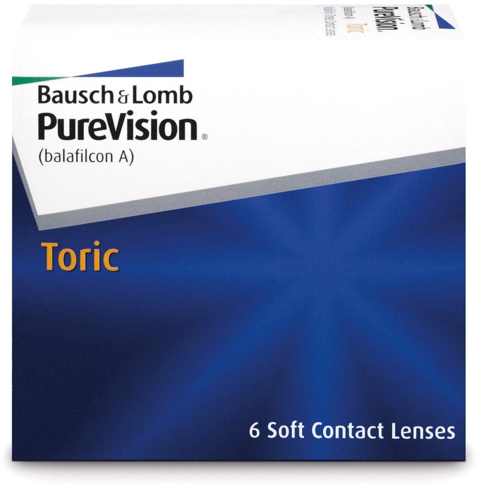 PureVision Toric, 6 szt.