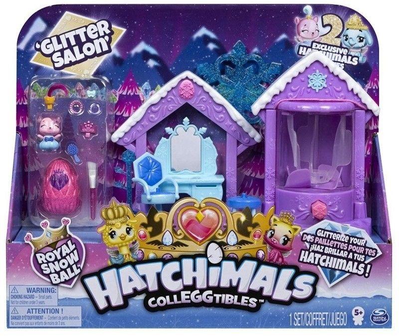 Hatchimals ColleGGtibles - Jajko niespodzianka Brokatowy salon 20108906 6047221