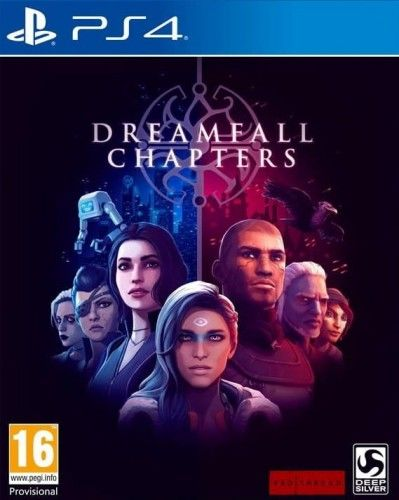 Dreamfall Chapters PS 4
