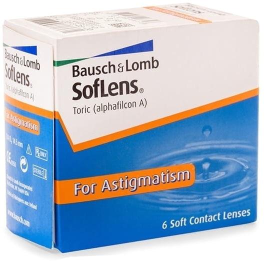SofLens for Astigmatism, 6 szt.