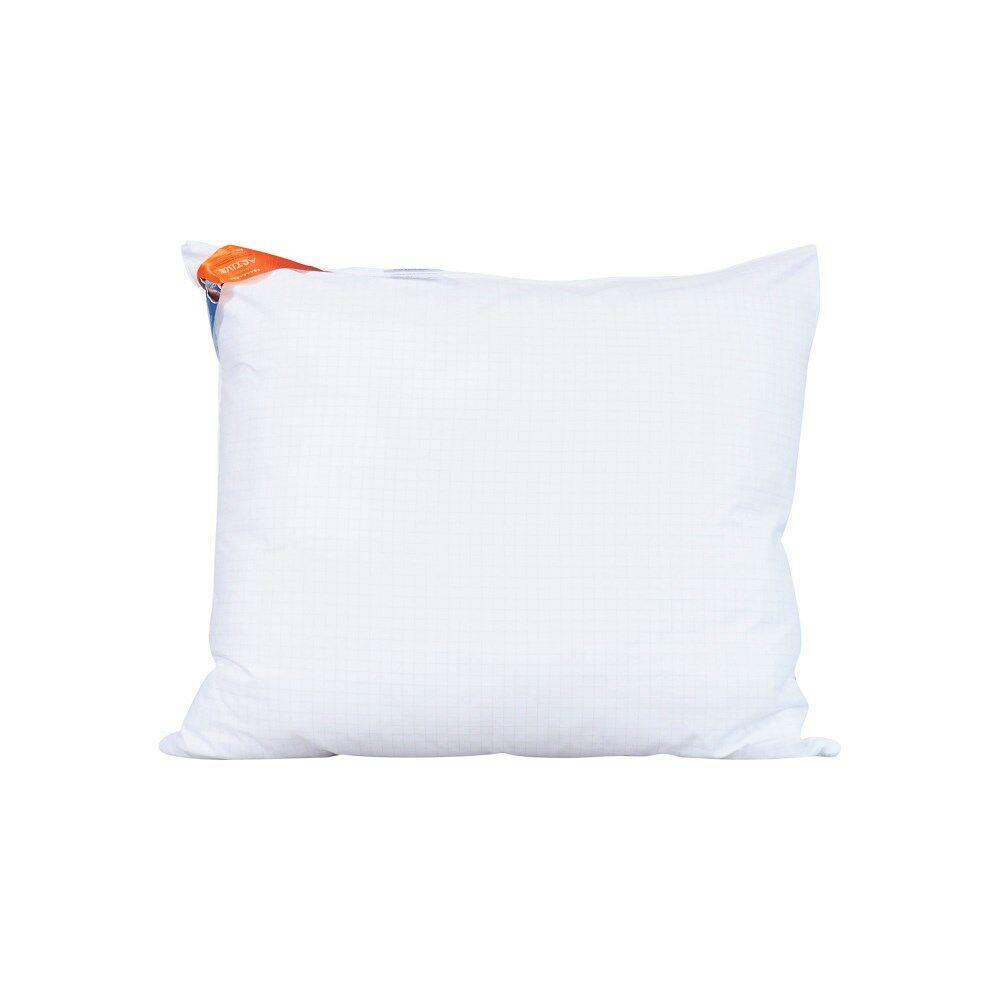 Poduszka antyalergiczna 50x60 Antystres gładka 450g biała AMZ