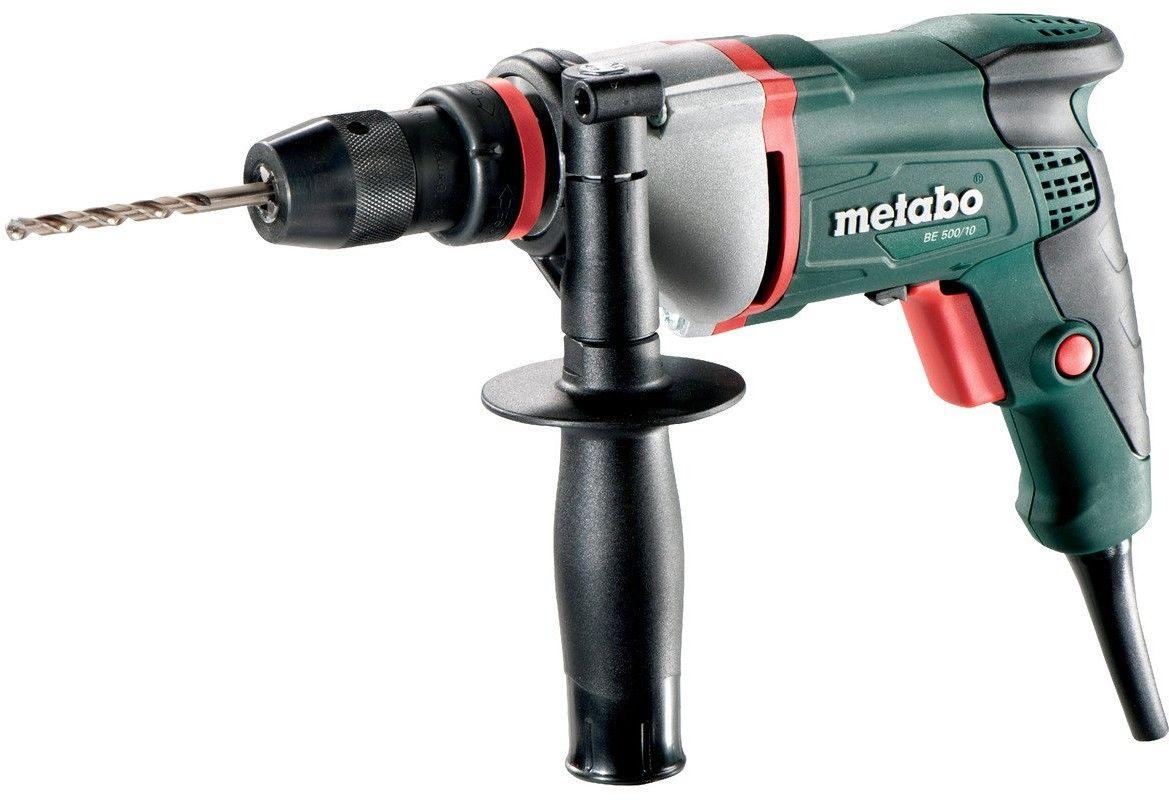 Wiertarka z elektroniką Metabo BE 500/10 Futuro Top 600353000