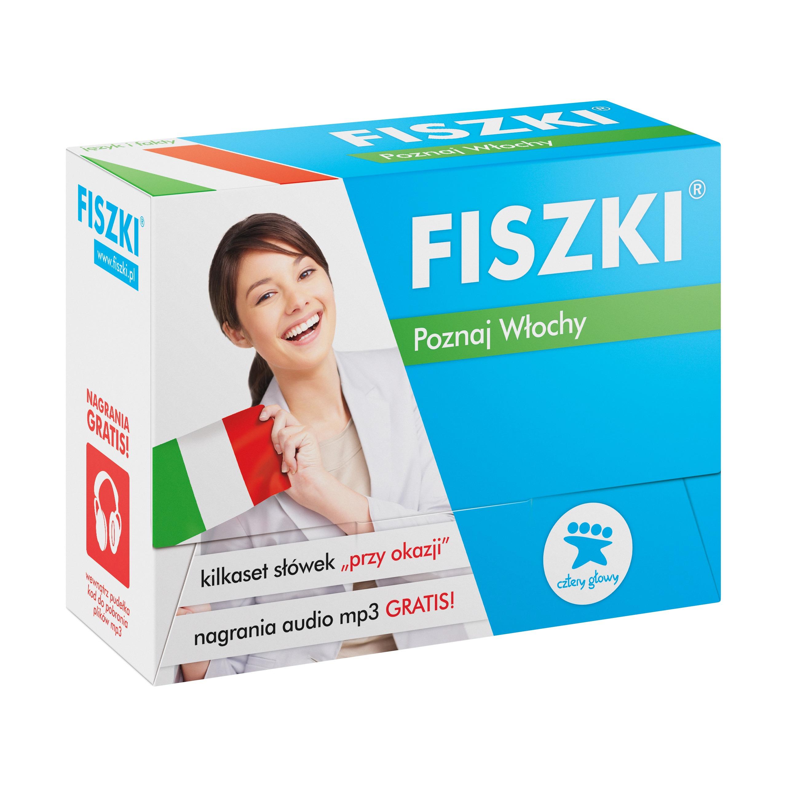FISZKI - włoski - Poznaj Włochy