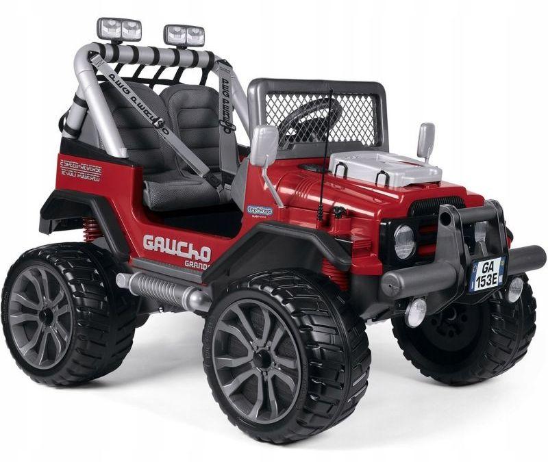 Peg Perego Samochód Gaucho Grande na akumulator 12V