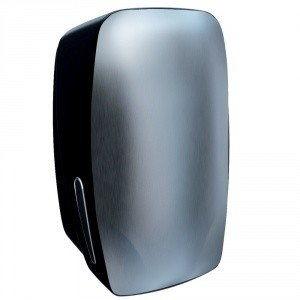Pojemnik na papier toaletowy w listkach MERIDA MERCURY - czarny