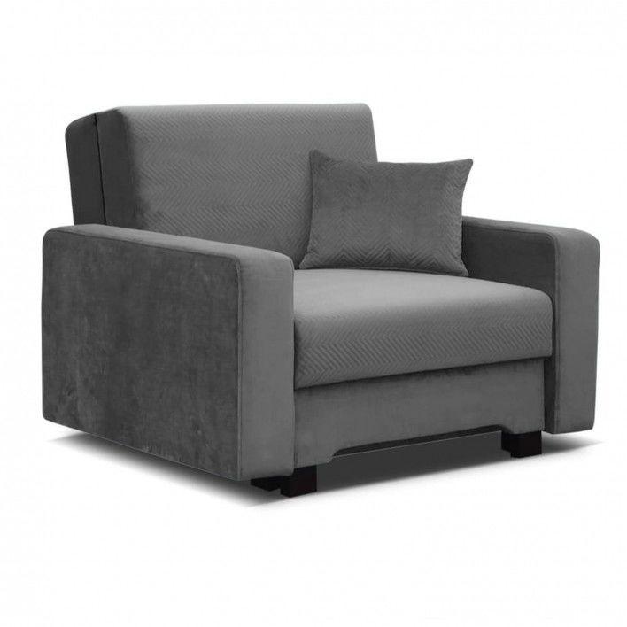 Fotel rozkładany z funkcją spania LUX-1 / kolory