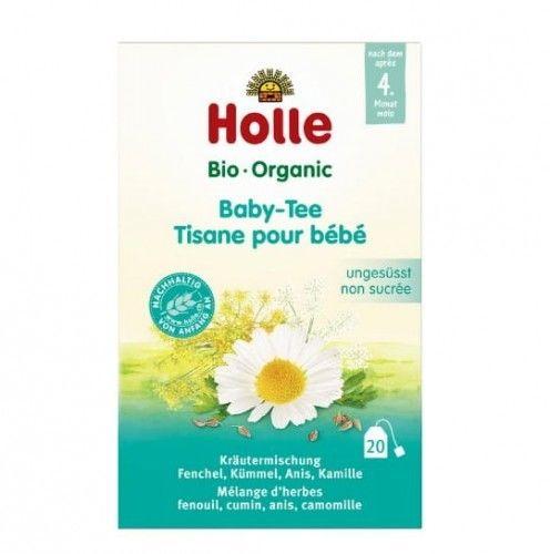 Holle Herbatka dla niemowląt Bio 30g