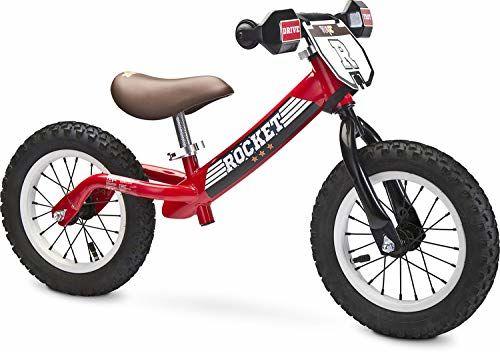 TOYZ TOYZ-0123 rowerek biegowy, czerwony