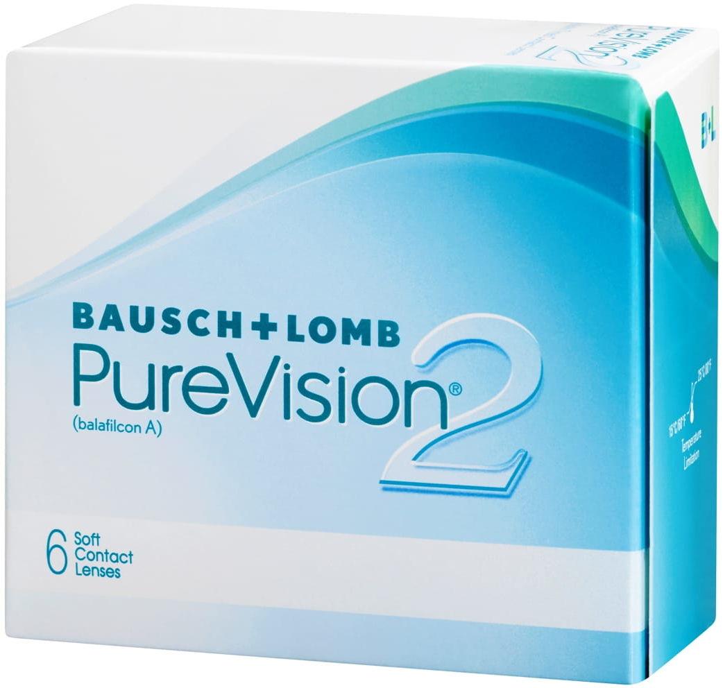 PureVision 2, 6 szt.