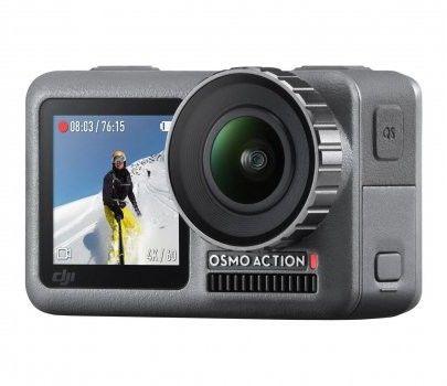 Kamera sportowa DJI Osmo Action Tylko najlepszy sprzęt od GoPro i DJI ZIELONA GÓRA