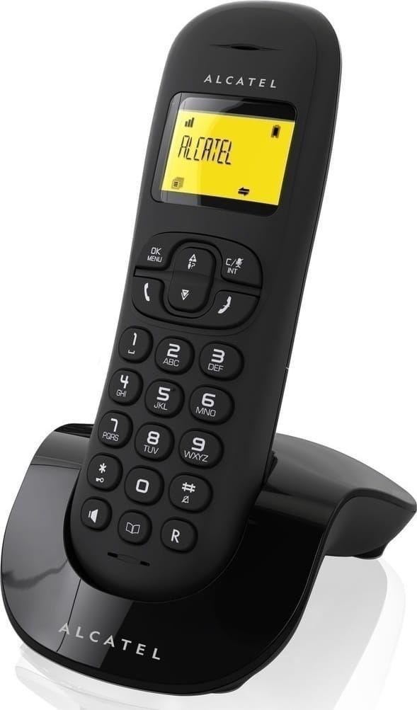 Alcatel C250 - telefon bezprzewodowy DECT