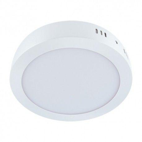 Plafoniera LED 18W 4000K IP20 MARTIN LED C WHITE 9067
