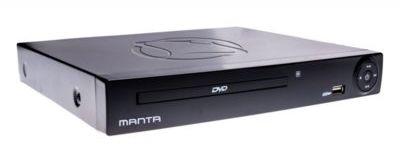Odtwarzacz DVD MANTA DVD072 Emperor Basic HDMI