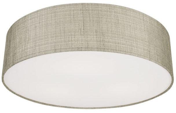 Plafon Turda 8953 Nowodvorski Lighting minimalistyczna okrągła oprawa w kolorze szarym