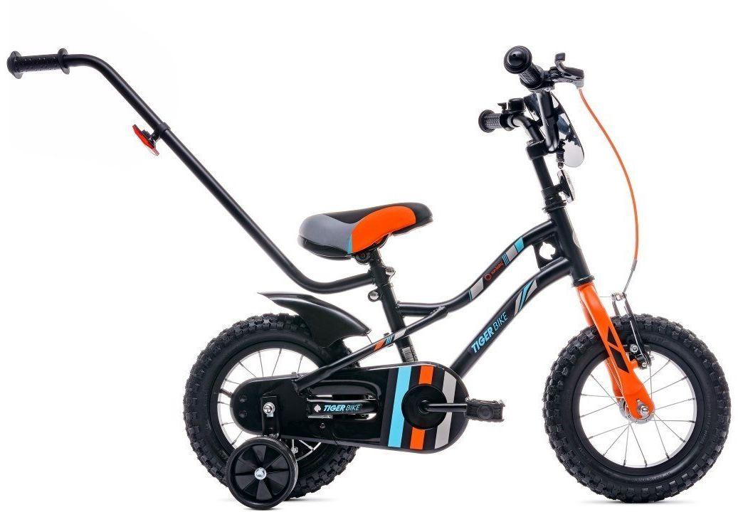 Rowerek Tiger Bike 12 cali z popychaczem