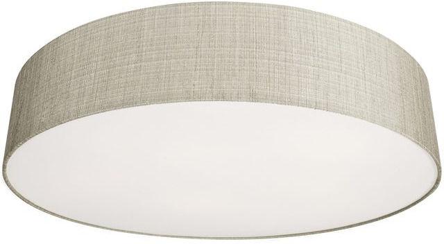 Plafon Turda 8960 Nowodvorski Lighting minimalistyczna okrągła oprawa w kolorze szarym
