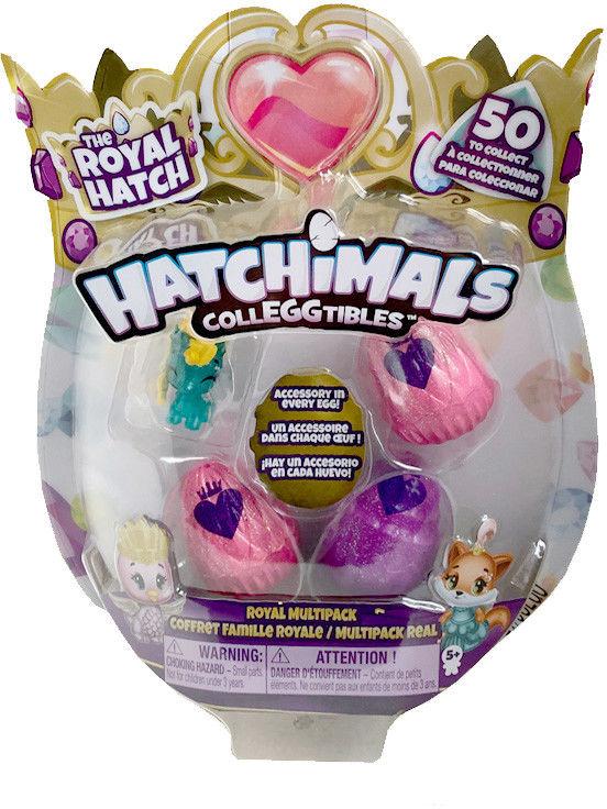 Hatchimals ColleGGtibles - Jajko niespodzianka 3-pak z niespodziaką 20108879E