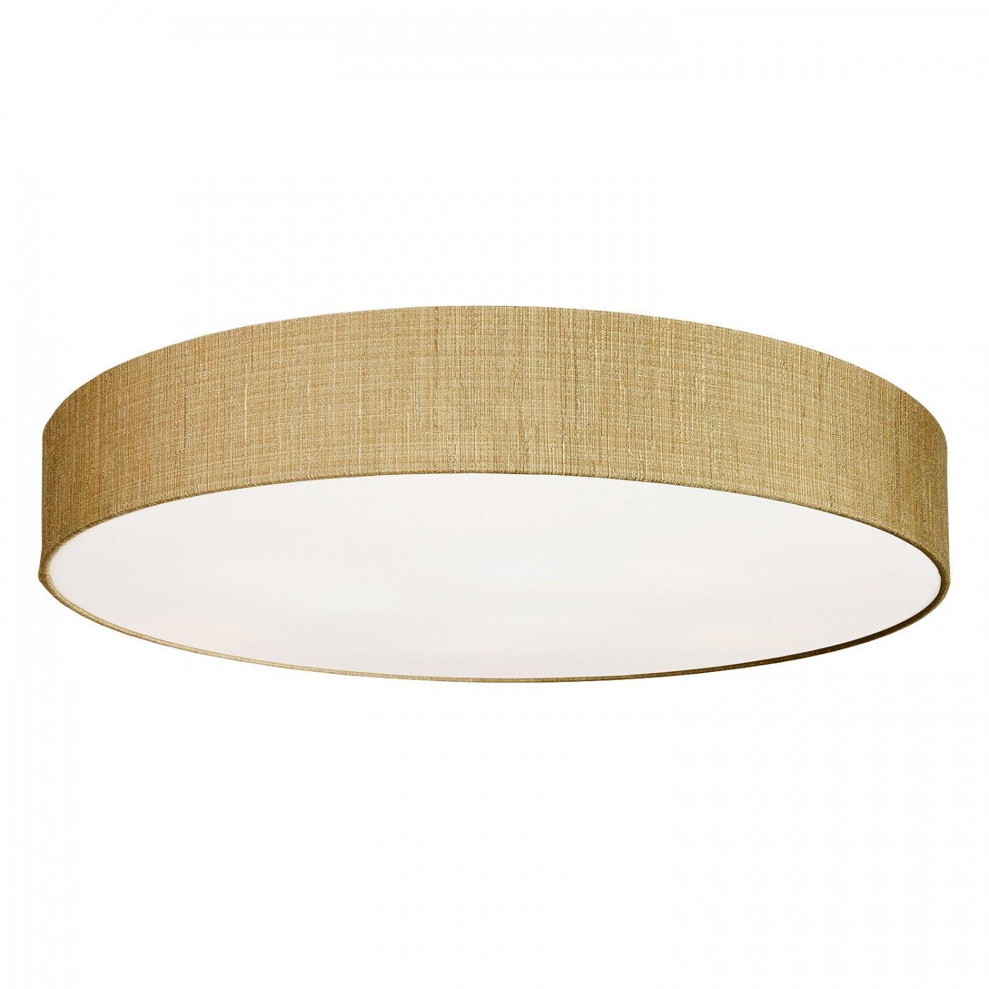 Plafon Turda 8802 Nowodvorski Lighting okrągła złota oprawa w dekoracyjnym stylu