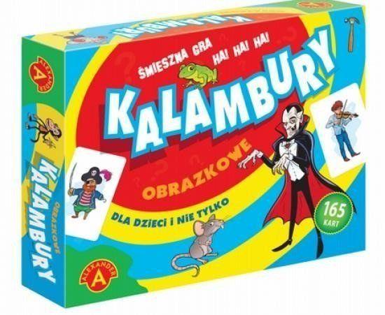 Kalambury obrazkowe ALEX - Alexander