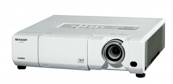 Projektor SHARP XV-Z18000+ UCHWYTorazKABEL HDMI GRATIS !!! MOŻLIWOŚĆ NEGOCJACJI  Odbiór Salon WA-WA lub Kurier 24H. Zadzwoń i Zamów: 888-111-321 !!!