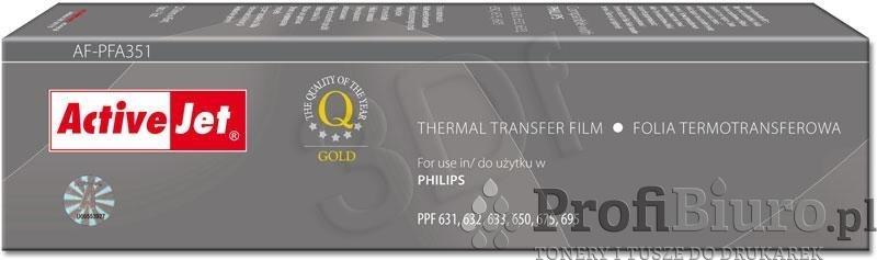 Folia AF-PFA351 do faksu Philips (Zamiennik PFA351)