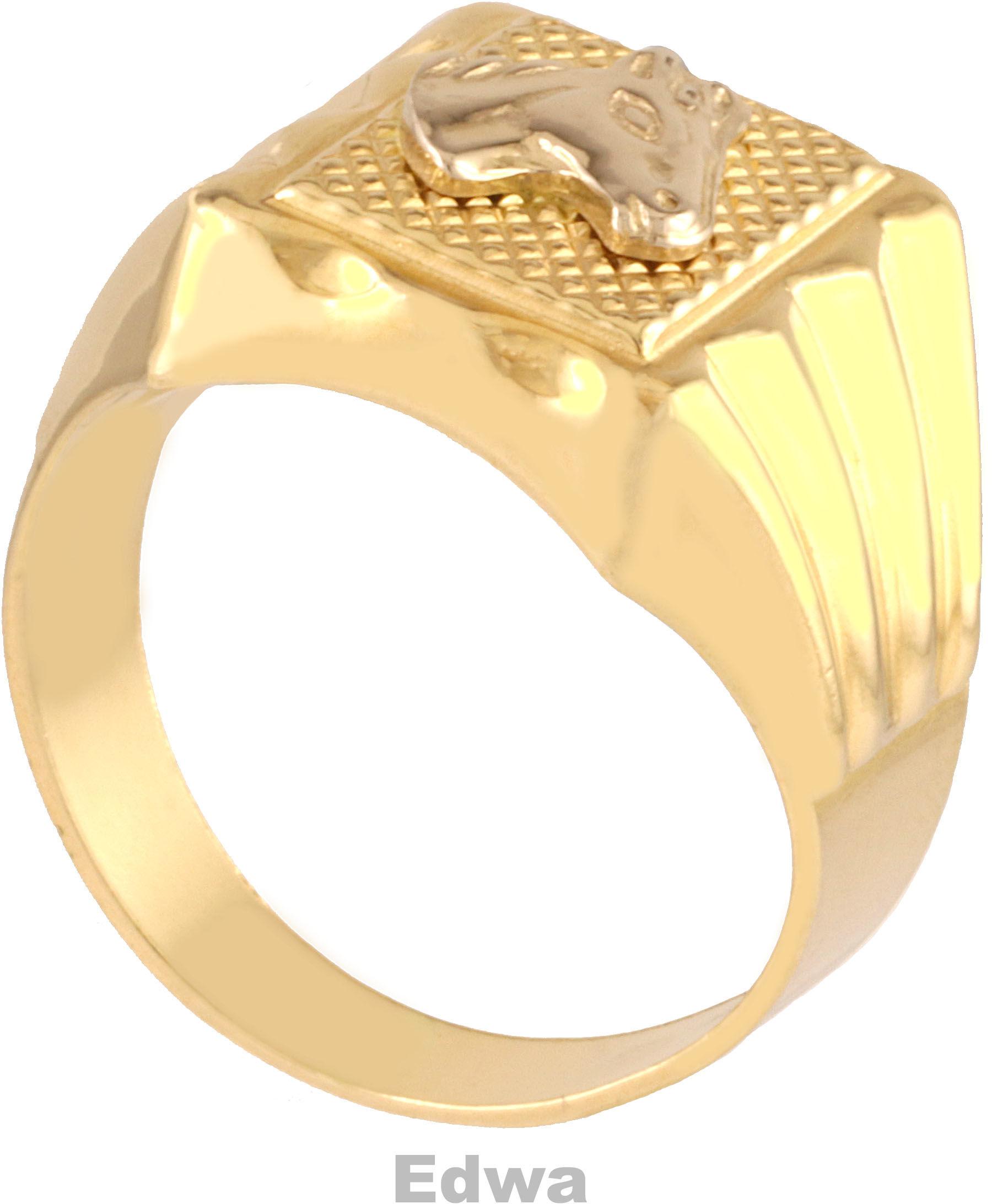 Sygnet złoty pr.585 roz.24