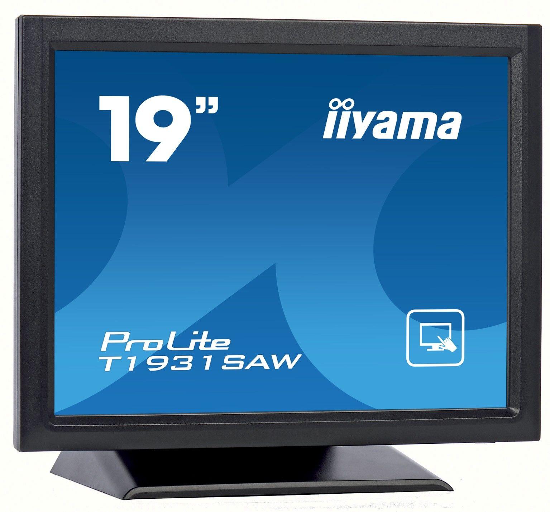 """Monitor dotykowy iiyama ProLite T1931SAW-B5 19"""" + WYSYŁKA W 24H GRATIS !! AUTORYZOWANY SKLEP IIYAMA"""