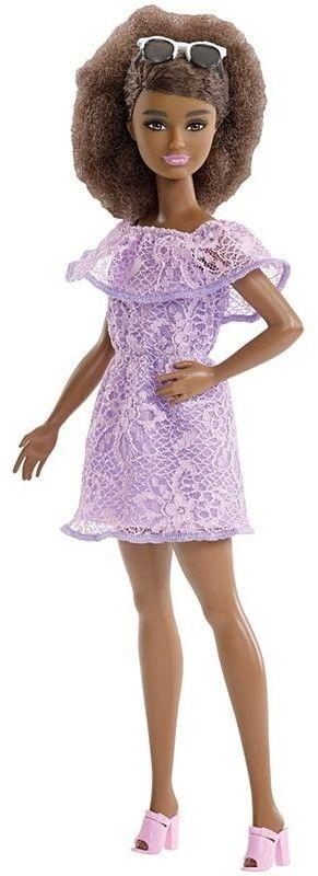 Barbie Fashionistas - Lalka 119 FXL52 FBR37