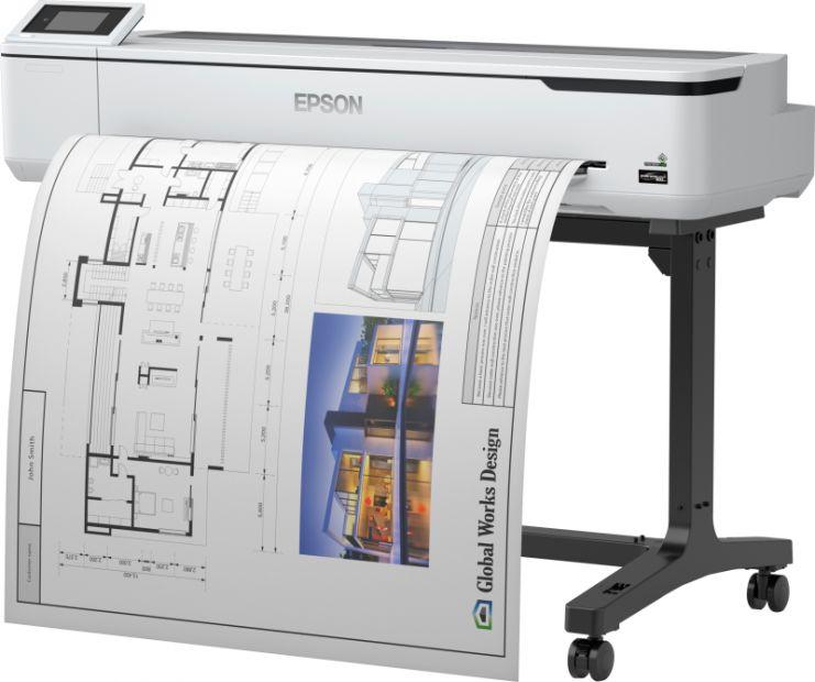"Ploter EPSON SureColor SC-T5100 Wireless Printer 36"" 914mm + 50m papieru GRATIS (C11CF12301A0)"