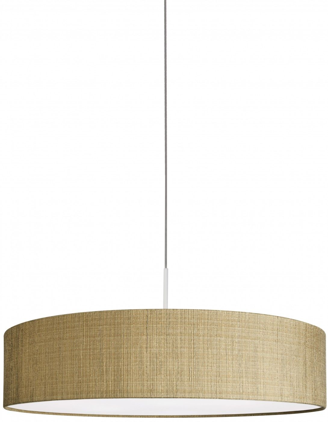 Lampa wisząca Turda 8950 Nowodvorski Lighting okrągła złota oprawa w dekoracyjnym stylu