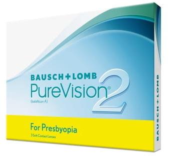 PureVision 2 for Presbyopia, 3 szt.