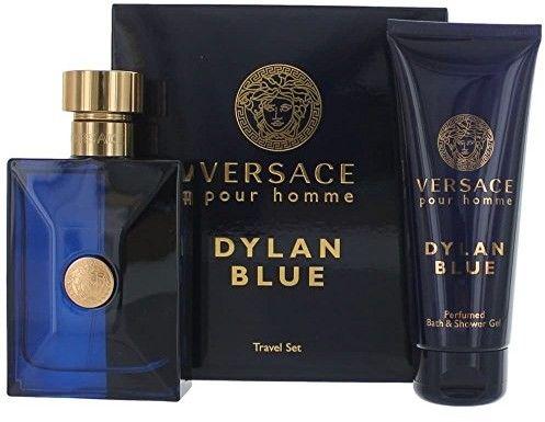 Versace Dylan Blue Pour Homme zestaw upominkowy I. dla mężczyzn