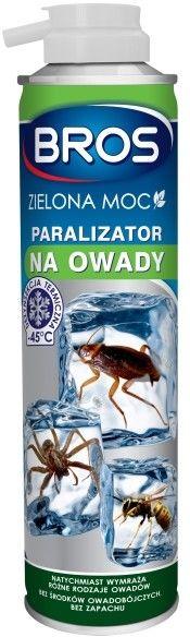 Paralizator na owady Bros 300 ml