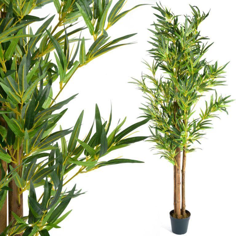 Drzewko sztuczne dekoracyjne - Bambus 160 cm